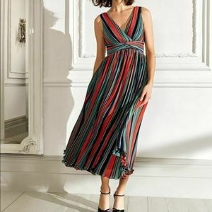 Boden Icons Striped Dress